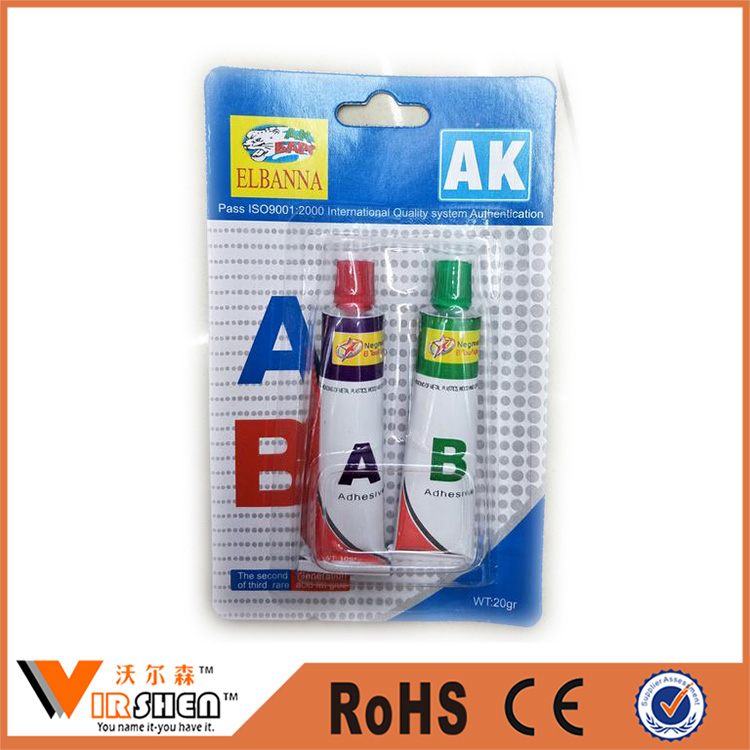 hot sell AK acrylic AB adhesive for bonding