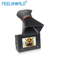 Mini EVF HD on-camera 3.5 inch lcd electronic viewfinder with HDMI SDI input TFT screen and magnifier