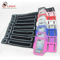 arm band,arm phone case,velcro arm band