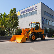 CE approved front end loader farm tractor