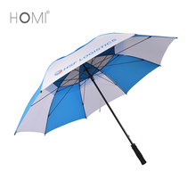 Quality-Assured Cool Blue Golf Umbrella For Sale