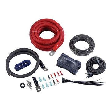 Consumer Electronic Commonly Used Accessories & Parts Car Amp Wiring Kit