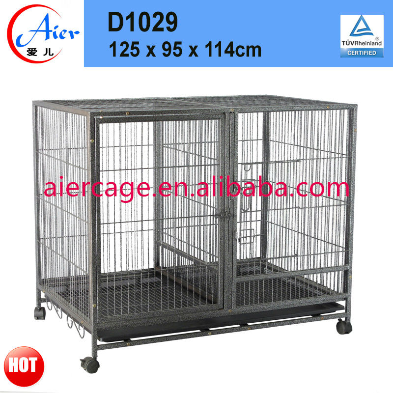 factory supply large animal cages for sale