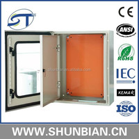 New JXF1 Metal Distribution Cabinet Box 800x600x250 with Door Inside for Meters with CE RoHS