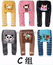 Wholesale 2015 busha pants, baby knitted Pp pants, cute animal leggings pants