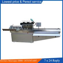 After-printing Promissory Lowest Price SM-DQB604/604L Saddle Stitching Machine manual saddle stitcher