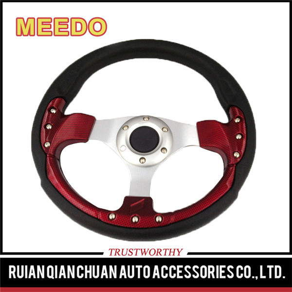 Economical custom design automobiles steering wheel