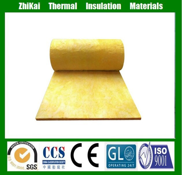 energy save insulation fiber glass wool blanket board