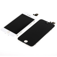 low price strong frame for iphone 5 touch screen lcd assembly