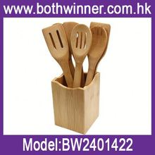 Kitchen tools and equipment ,h0teu wooden handle cooking utensil set for sale