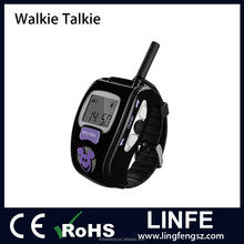 Baby Walkie Talkie for Kids Two Way Radio Cute Mini Wristwatch Design Walkie Talkie