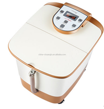 Electric portable SPA massage Foot Bath