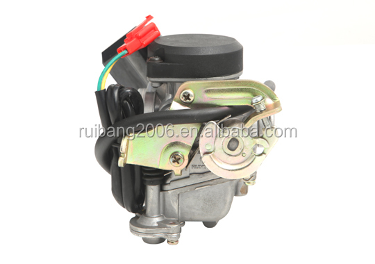 GY6-50 Carburetor 50cc Qingqi 139QMB engine Carburetor 19mm Scooter CVK Carburetor