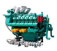 Googol 50Hz 1143kW Coal Gas Engine For Generator use