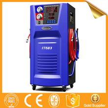 Automatic digital nitrogen pump for fast tire inflate IT683