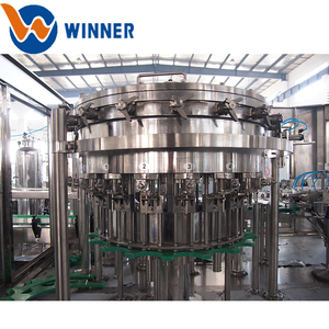 Factory direct mineral bottle water filling machine