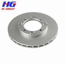 OE MB618734 MB618735 car brake disc rotor for MITSUBISHI COLT Mk III/LANCER Mk III/LANCER Mk IV