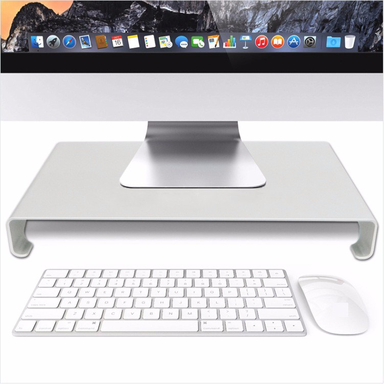 Aluminum laptop stand holder for notebook computer stand Aluminum Monitor Stand