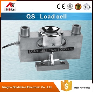 Professional manufacture alloy/stainless steel weighing sensor keLi load cell