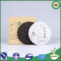 Chinese natural puer tea, health detox tea food for best slim medicine