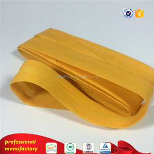 Double fold cotton TC bias tape from Manufacturer