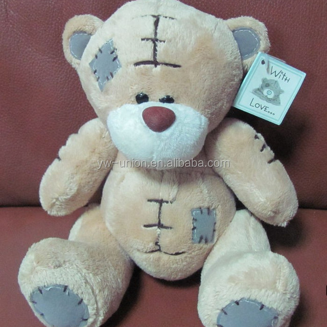 Stuffed teddy bear plush animal toy , gummy bear ,Japan bear 15cm