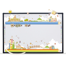 82'' Education Equipment multi-touch interactive board smart whiteboard with projector