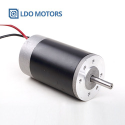 63ZYT high torque 24v dc motor manufacturer, with rated power 50w, 75w, 100w, 125w upto 200w