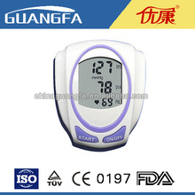 Home arm type digital blood pressure monitor manufacturer for health care