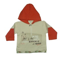 hooded baby clothing, fleece autumn coat, wholesale cheap baby coat