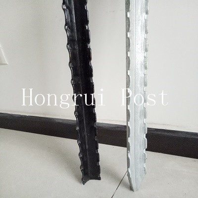 Low price galvanized or painted star picket steel Y post for the Australian market