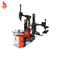 Tire Service garage equipment automatic tire changer and balancer machine