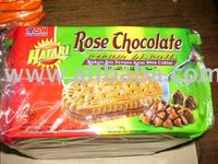 Hatari Rose Chocolate Biscuits