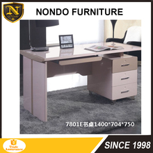 home or office use cheap low price wooden Standing computer Desk E7801E