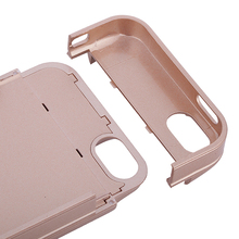 For iPhone 5 5S Charger Case Rechargeable Battery Case Back Up External Battery Backup Charger Case Pack