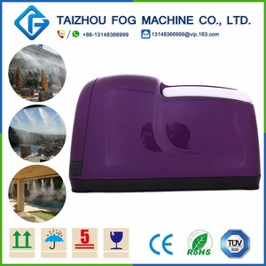 fogging machine high pressure misting system pump