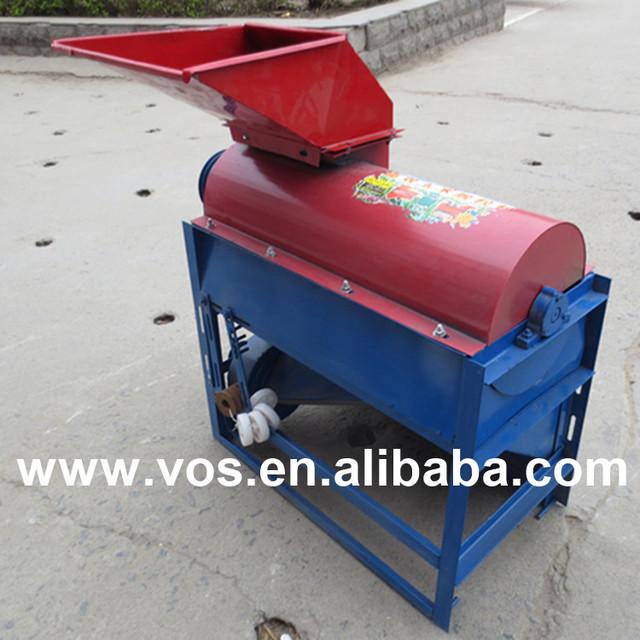 multifunctional agricultural corn thresher machine/ corn peeling machine