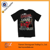Tshirt Apparel Manufacturing Process Custom Soft