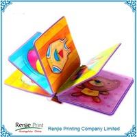 RENJIE Hardcover Board Book/Hard Childrens Book