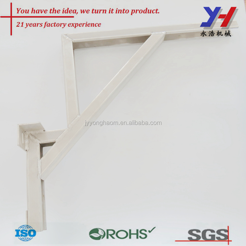 OEM Custom Welded wire thickening Jane Plumbing stents Platform bracket