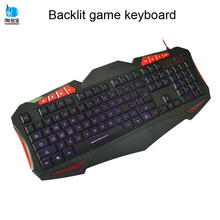 Trade Assurance Supplier Multimedia Latest Colorful Led Computer Gaming Keyboard