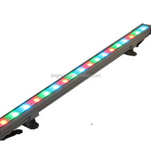 Guangzhou Stage Lighting RGB LED Wall Washer Light 14*30w RGB 3in1 cob wall washer led stage lighting bar