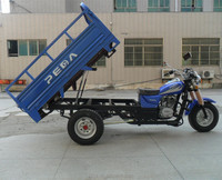 EEC china reverse open pedal cargo tricycle petrol tricycle for sale (SY200ZH-E)