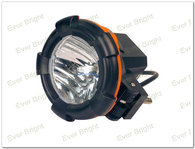 High Quality Reasonable Price H3 35W/55W 12V/24V/9-32V Off road Drive Light Slim Ballast Spotlight Free Cover HID Work Light