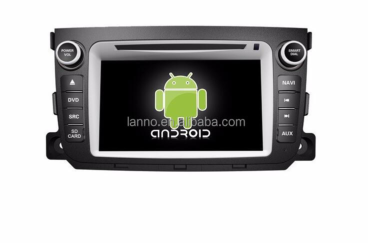 double din 7 Inch for B enz Smart Car GPS Navigation with GPS Radio,Navigation Bluetooth,car stereo android system 3g