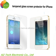 High Clear Colorful Premium 9H Super Guard Lcd Screen Protector For Iphone 5
