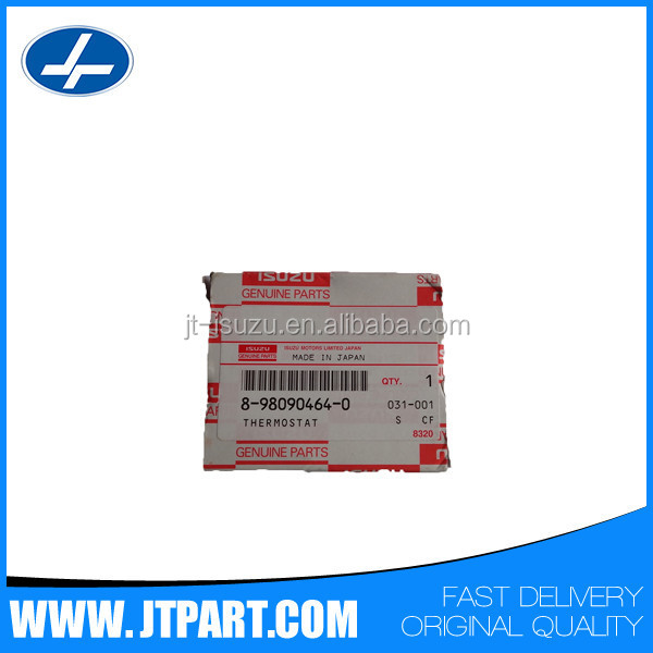 best quality 8-98090464-0 for genuine part car electronic thermostat