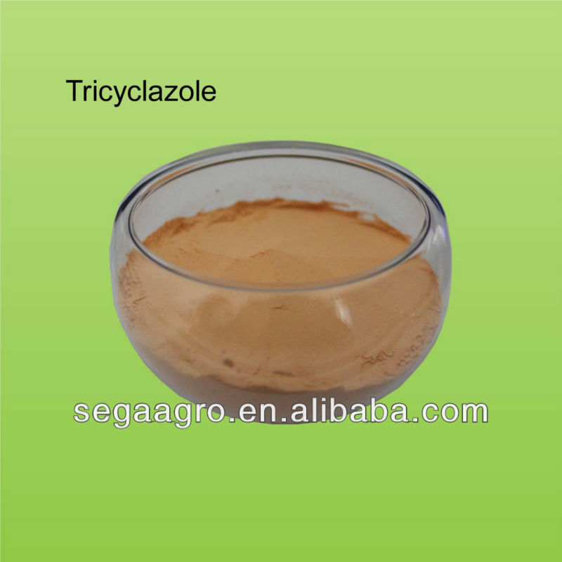 Tricyclazole 95%TC ,75%WP/WDG,80%WDG