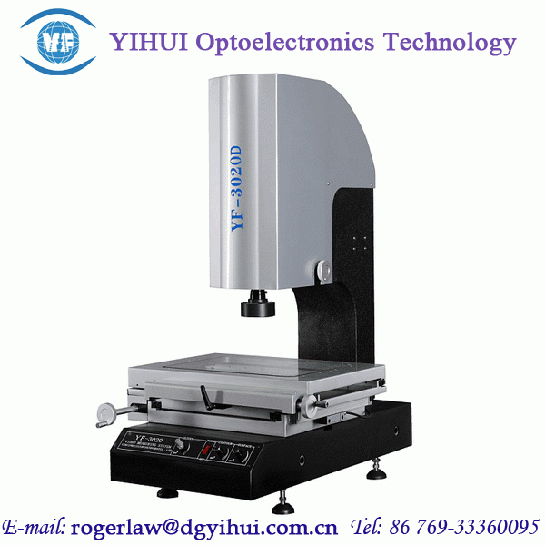 Motorized Z Axis optical tool presetting Optical Measuring Machine