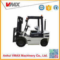 China New Brand 2.5 Ton Diesel Forklift with Japanese ISUZU Engine, CE/EPA/SOS Approval diesel forklift